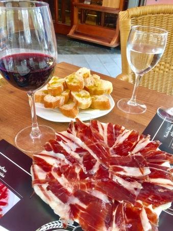 IIberico ham at it's finest!